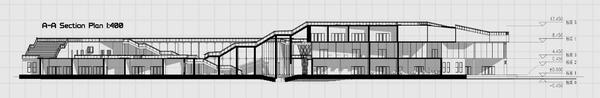 (关于剖面)建筑学出图怎样才正确美观好看