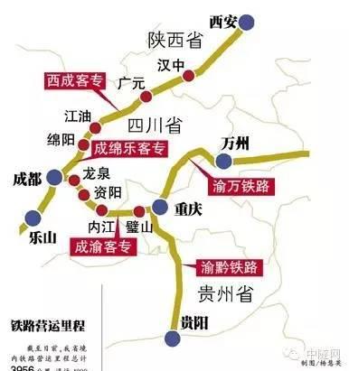 铁路大建设:盘点各省即将开工建设的线路_4