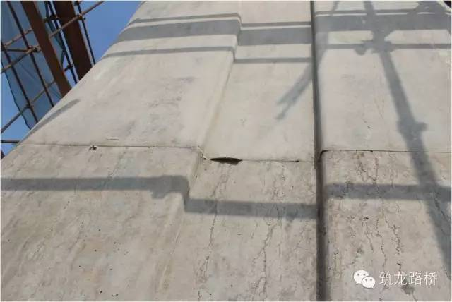 桥梁混凝土常见质量缺陷图片对照处理,总会用得到!