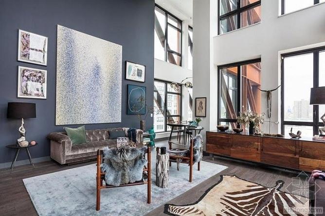 纽约布鲁克林现代公寓