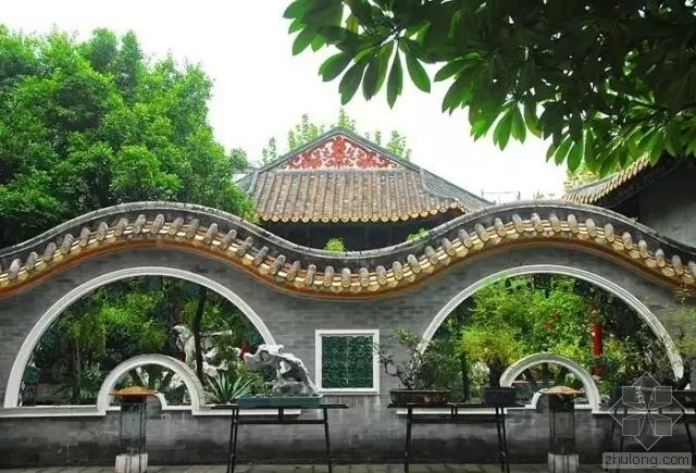 中国古典园林系列---广东顺德清晖园