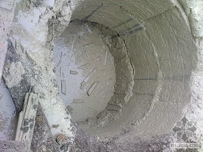 灌注桩泥浆护壁施工工艺流程是什么?