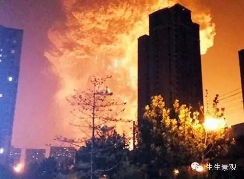 天津爆炸核心区生态公园规划新鲜出炉