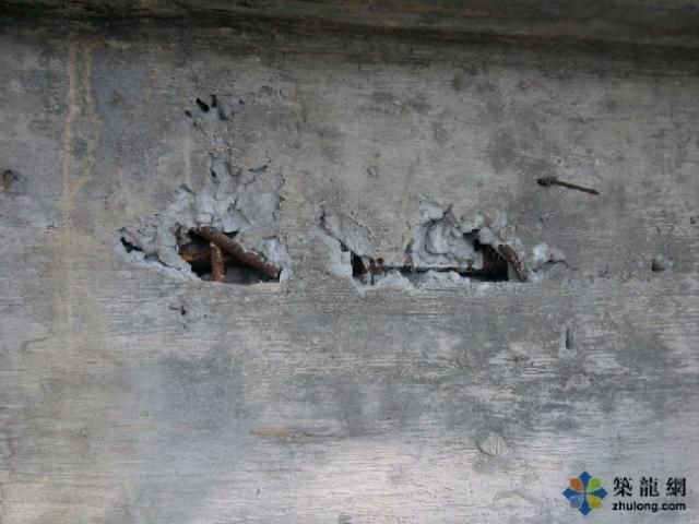 混凝土工程施工现场常见质量通病图片集锦