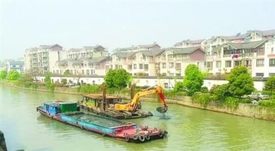 常用河道清淤技术集锦