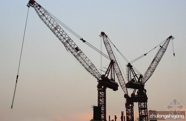 由沙特麦加塔吊事故引发的思考 塔吊高空作业安全