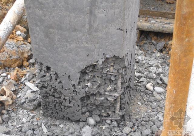 混凝土烂根现象的处理办法!从此再也不愁了