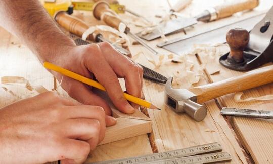 家庭装修——木工施工需要注意什么?