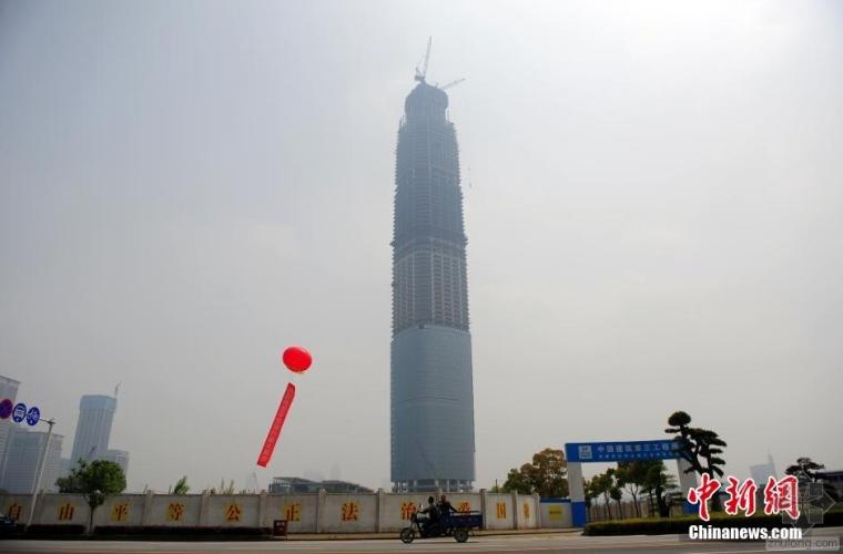 武汉中心大厦