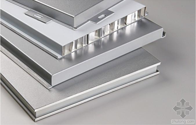 铝蜂窝板包柱的施工工艺流程
