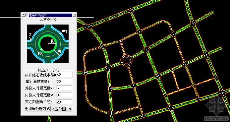 飞时达总规控规(GPCADK)软件道路模块视频教程
