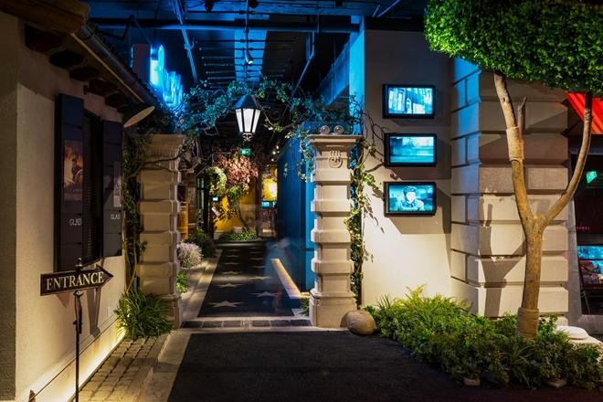 6位明星合体开餐厅!北京宴·电影主题餐厅用空间造梦