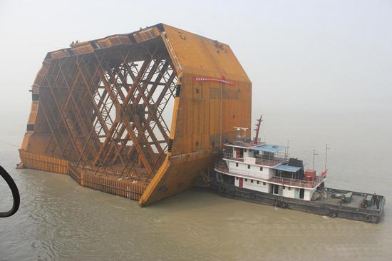 围堰施工全解析 - 特大桥主墩双壁钢围堰
