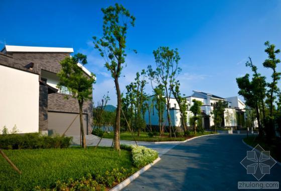中国中山清华坊住宅区景观外部实-中国中山清华坊住宅区景观第2张图片