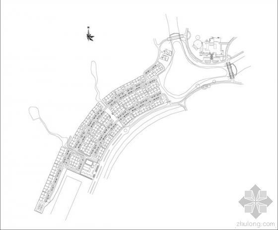 中国中山清华坊住宅区景观平面图-中国中山清华坊住宅区景观第23张图片