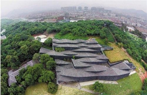中国美院民艺馆正式开馆 其建筑设计为隈研吾最满意作品
