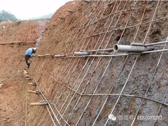 土钉墙支护在基坑开挖中的控制要点