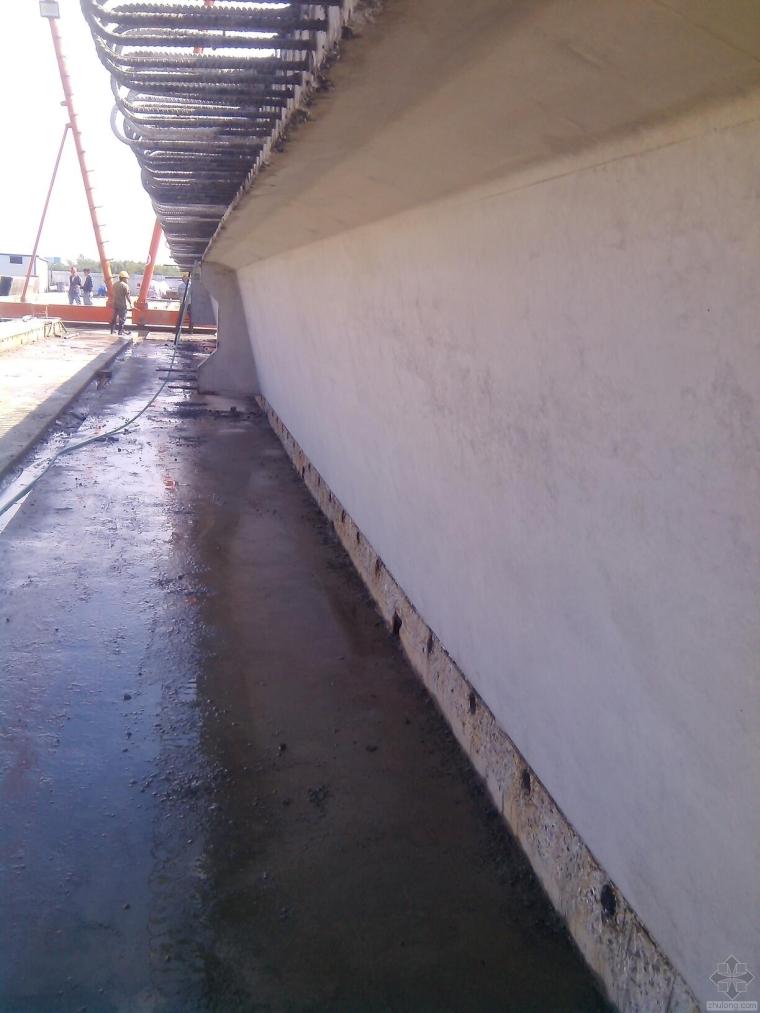 短线匹配预制箱梁混凝土施工及预制线型控制_2