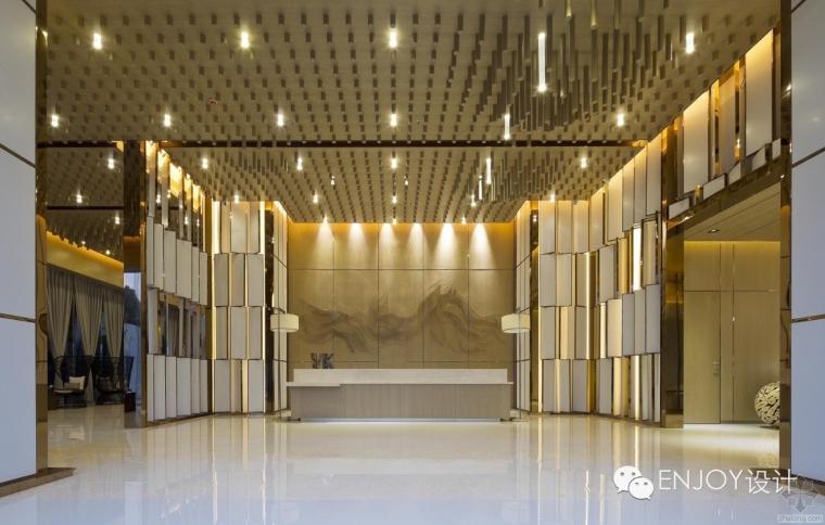 ENJOY设计机构·广州万科峯境会所