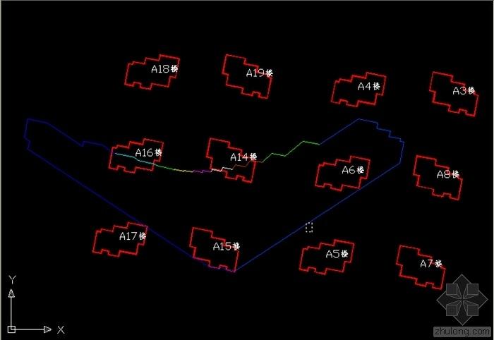 飞时达日照分析软件V12.1视频演示教程(遮挡范围)