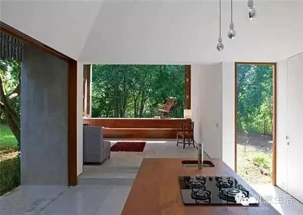 带风景的厨房,才是我梦想的开放式厨房
