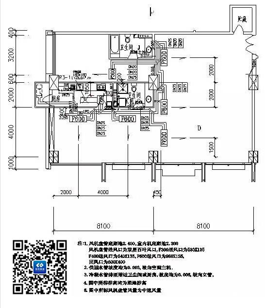 暖通案例七:北京长远天地大厦空调设计方案