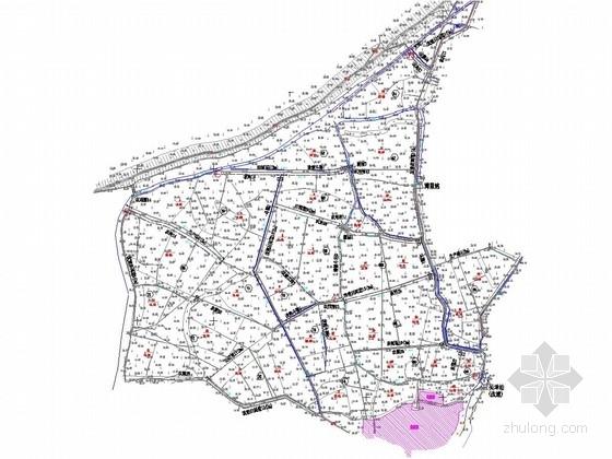 农田水利工程节水灌溉技术分析-[江西]农田土地整治工程施工图