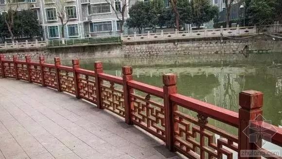 园林景观中栏杆设计的必备常识