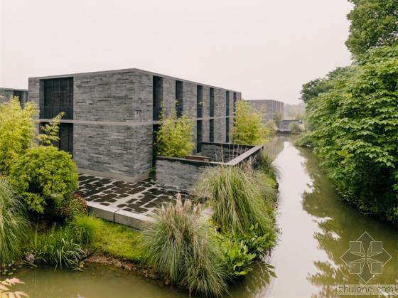 杭州水上湿地住宅