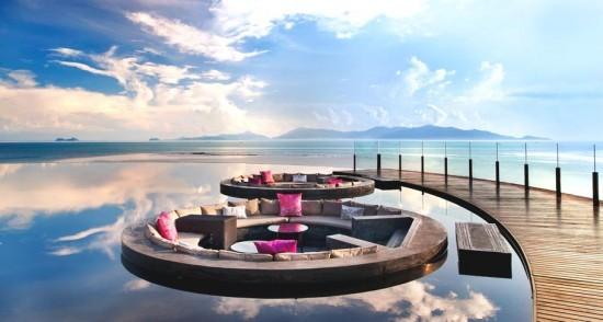 泰国苏梅岛W度假村