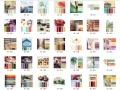 世界上最优雅的配色来源186张