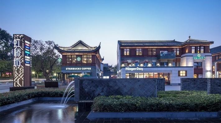 建筑设计完成度的控制之道:扬州虹桥坊