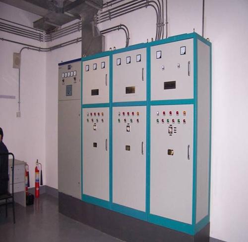 机电设备安装之设备间图解