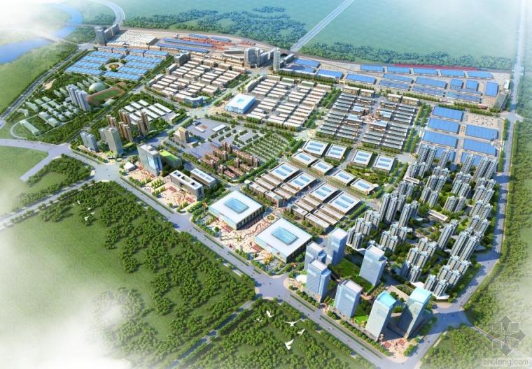 """新合作国际商贸城打造""""一站式""""服务体系,让仓储物流不折腾"""