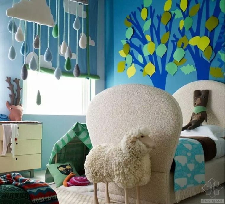 如此帅气儿童房设计,一定要为你的孩子留着