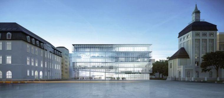 [建筑设计]德国默克公司总部