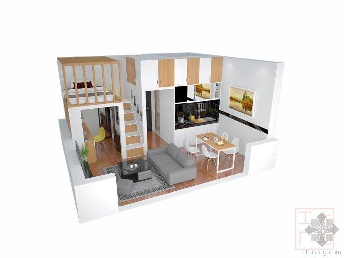 挑战仅20平米袖珍小户型,太阳工厂新全屋定制家具