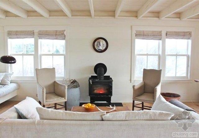 10种空间增大技能,使小房间看起来又大又明亮!