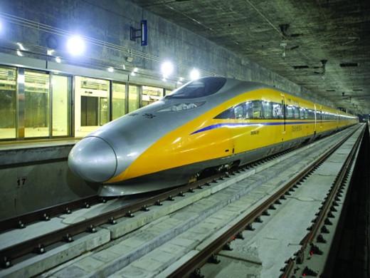 亚洲最大地下火车站年底运营 造价39 .5亿元