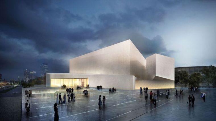 [建筑设计]中国爱乐乐团音乐厅