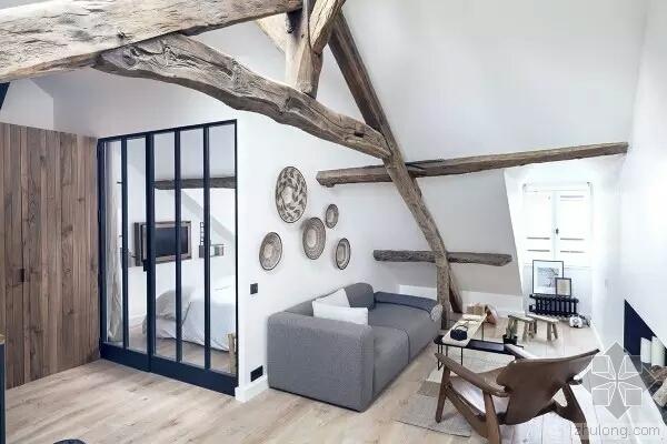 浪漫法式小房间,喜欢巴黎范儿必看!