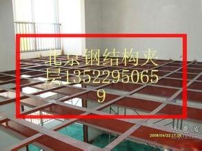 北京专业搭建二层  二层阁楼钢结构