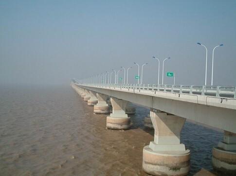 [精品桥梁案例]中国九大跨海大桥工程整理