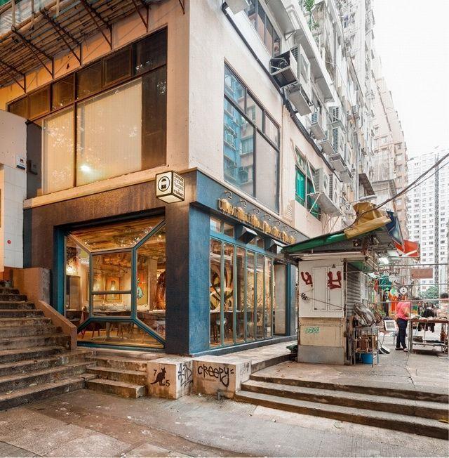 这6家餐厅的设计,让你不知道该先吃饭还是先拍照