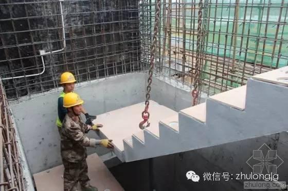 重庆将强制淘汰现浇楼梯,预制装配大潮即将到来?