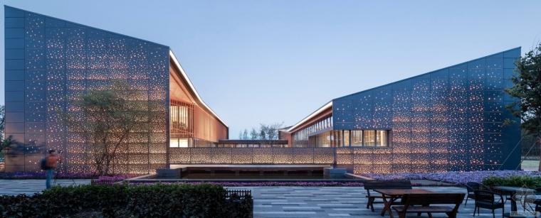 凹造型,中国建筑的外立面比国外的还要帅!