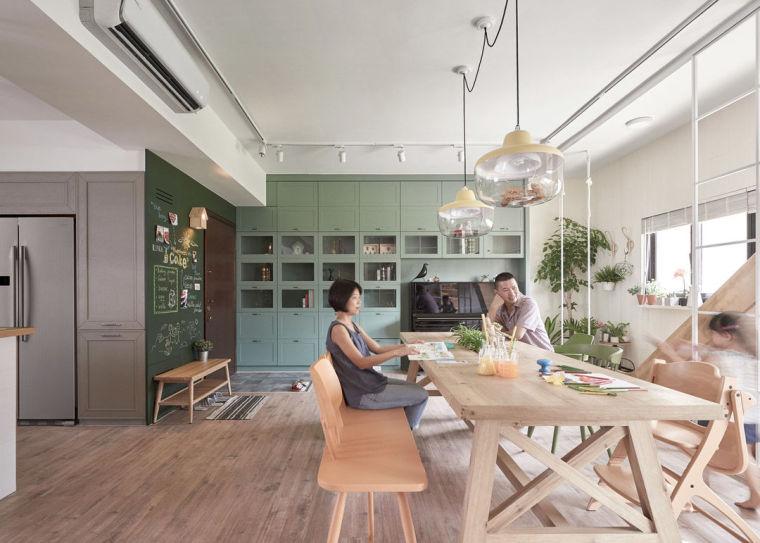 適合小朋友的住宅,就應該設計成這個樣子!