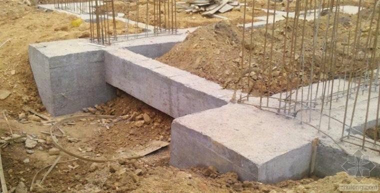 什么情况设置基础梁、地框梁、基础拉梁?