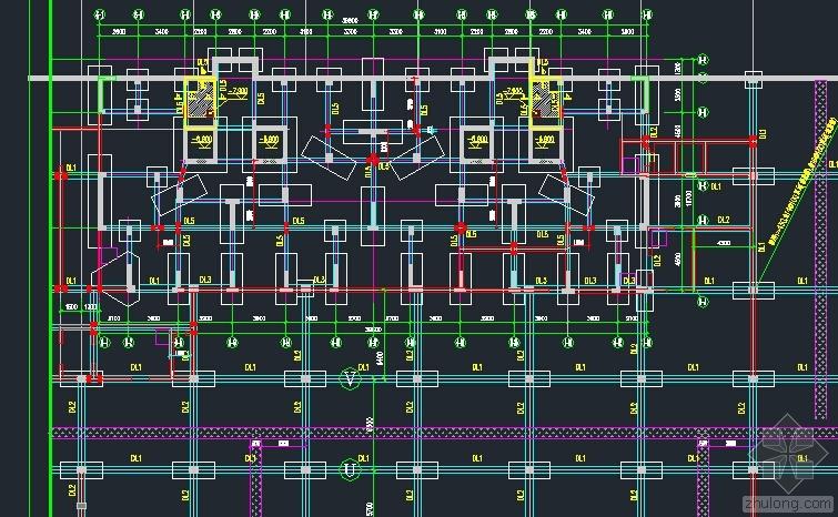 基础梁与基础联系梁的区别以及是否需要抗震