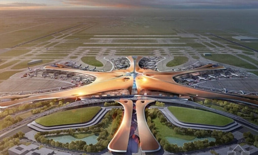 北京新机场2040年建成 将成世界最大机场